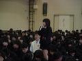 Motosu- Shoyo High School (November 16, 2006)