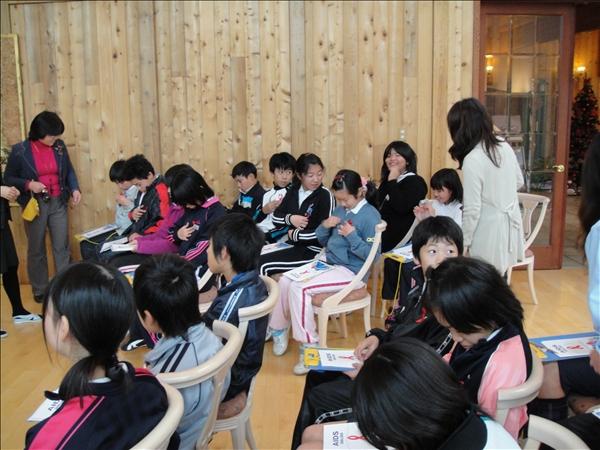 大野西小学校2010